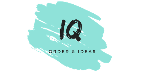 IQ – Order & Ideas